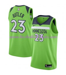 Minnesota Timberwolves Trikot Herren 2018-19 Jimmy Butler 23# Statement Edition Basketball Trikots N..